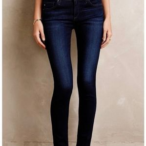 •AG• Adriano Goldschmied Lux Super Skinny Ankle